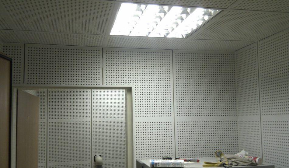Protihlukové obklady hlučných zařízení