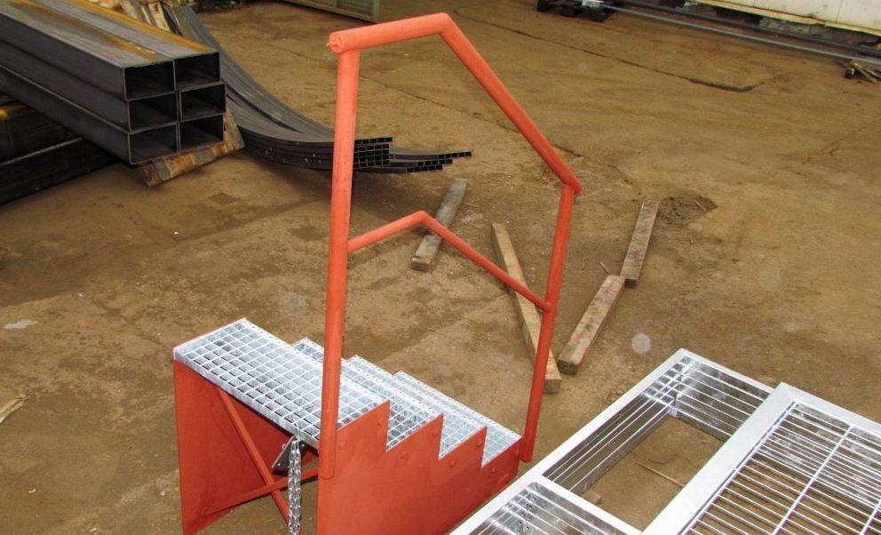 Výroba schodišť